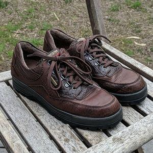 Mephisto Barracuda Brown Leather Waterproof shoes